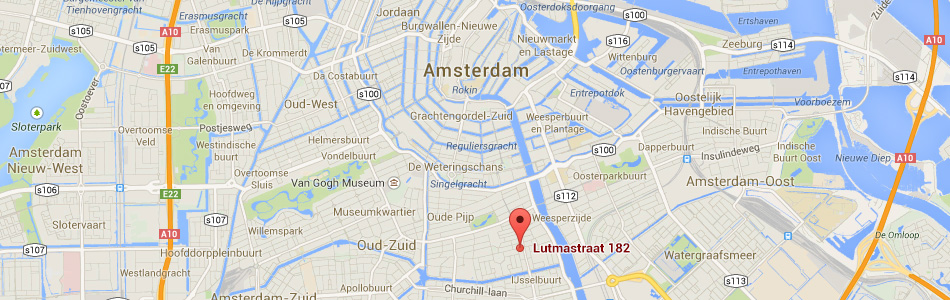 Googlemapl-lutmanstraat182