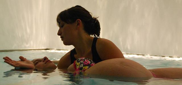 odacare - watsu voor zwangeren