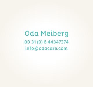 odacare - Oda Meiberg +31 (0)6 44 34 73 74 info@odacare.com
